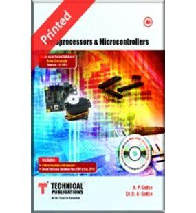 Microprocessor and Microcontroller | A.P Godse, D.A Godse