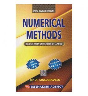 Numerical Methods | Singaravelu