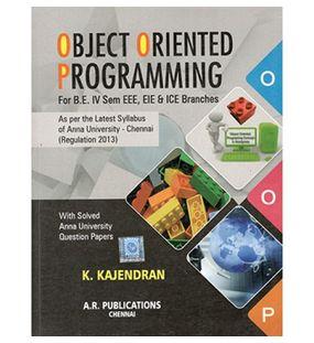 Object Oriented Programming | K.Kajendran