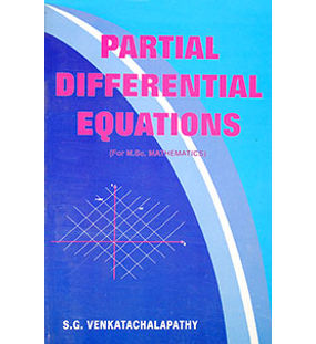 Partial Differential Equations (M.Sc)