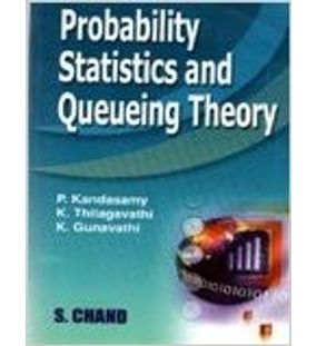 Probability, Statistics and Queuing Theory | P Kandasamy