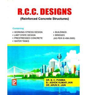 R. C. C Design (Reinforced Concrete Structures)