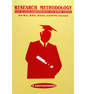 Research Methodology with Business Correspondence & Report Writing