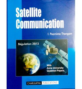 Satellite communication | I.Poornima Thangam