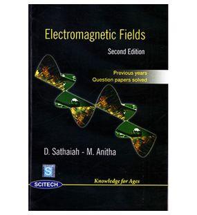 Electromagnetic Fields | D. Sathaiah, M. Anitha