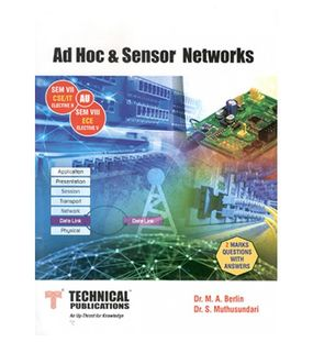 Ad Hoc And Sensor Networks