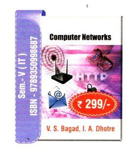 Computer Networks   I.A.DHOTRE, V.S.BAGAD