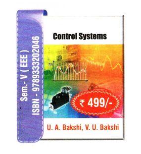 Control Systems   U.A.Bakshi, V.U. Bakshi