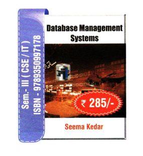 Database Management Systems | Seema Kedar