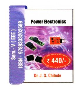 Power Electronics | Dr.J.S.Chitode