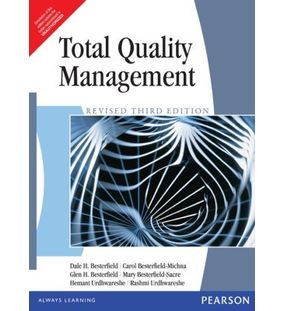 Total Quality Management | Besterfield