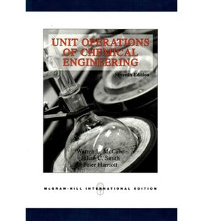 Unit Operations of Chemical Engineering | Warren McCabe , Smith Julian , Peter Ha