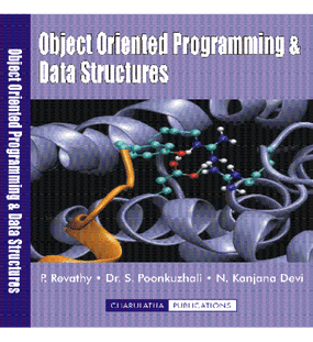 Object Oriented Programming And Data Structures | N. KanchanaDevi , S. Poonkuzhali, P. Revathy