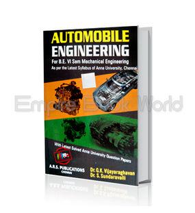 Automobile Engineering   Dr.G.K.Vijayaraghavan, Sundaravalli