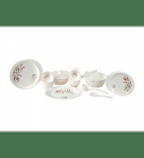 DINNER SET 31PCS. ROUND DESIGN NO. 3  || SIGNORAWARE - DINNER SET RANGE
