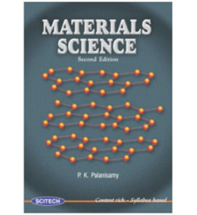 Material Science   P K Palanisamy