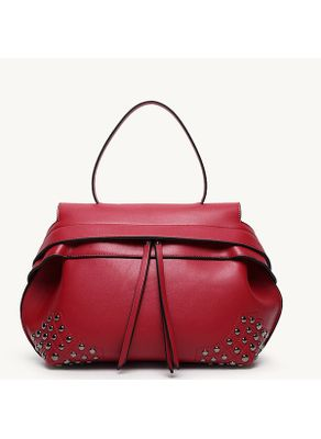 Rivet Decorated Handbag - KP001468