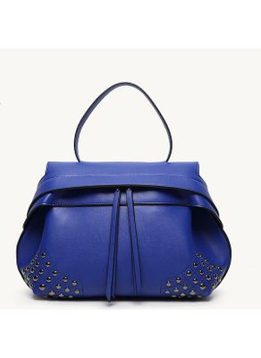 Rivet Decorated Handbag - KP001469