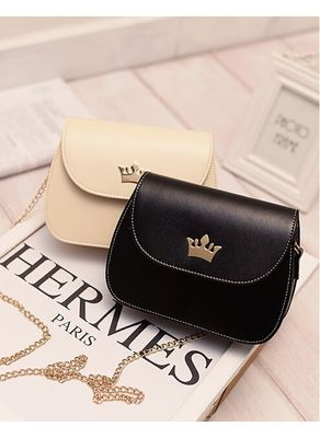 Crown Design Sling Bag -8 colors - KP001470