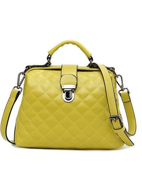 Solid Color Sling Bag - KP001479