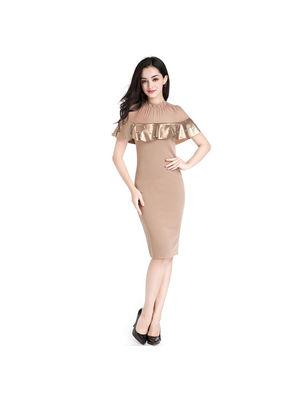 Beaded Bodycon Dress - KP002017