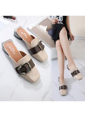 Square Toe Women's Shoes - KP002044