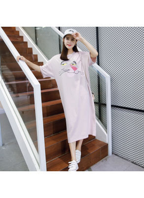 Cute long T-shirt Maxi - KP002103
