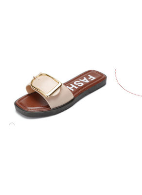 Leather Flats - KP002209