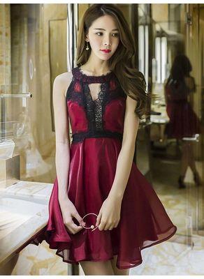 Organza Party Dress - KP002311