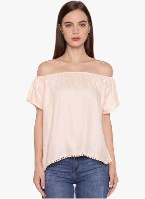 RACHEL OFFF SHOULDER TOP