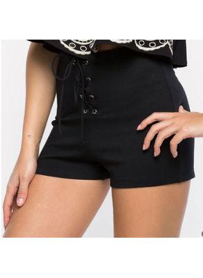 Lace up Shorts - KP002294