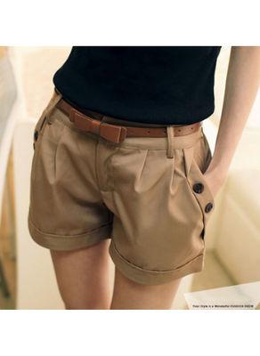 Cute Cotton Shorts - KP002296