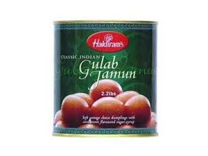1 Box of Gulabjamun