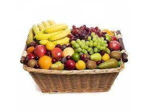 2 Kg Fruit Basket