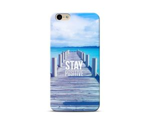 Stay Positive Phone Case