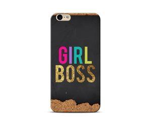 Girl Boss Phone Case