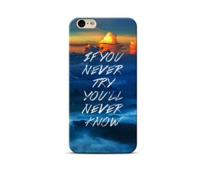 Never Know Phone Case