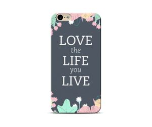 Life You Live Phone Case