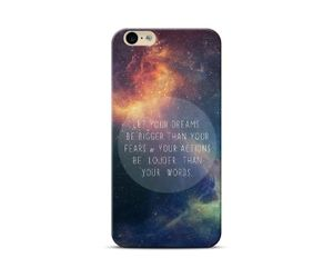 Be Louder Than Your Words Phone Case