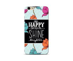 Happy People Shine Phone Case