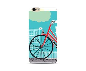 Cycle In City Phone Case