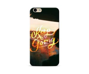 Keep Going Phone Case