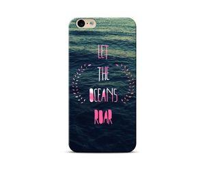 Let The Ocean Roar Phone Case