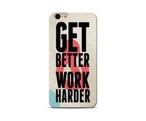 Work Harder Phone Case