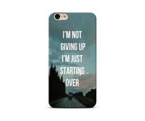 Dont Give Up Phone Case