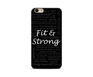 Fit & Strong Phone Case