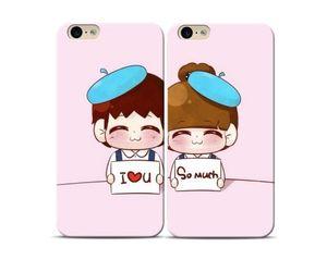 I Love U So Much Phone Case
