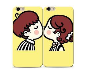Kiss Couple Phone Case
