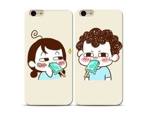 Candy Couple Phone Case