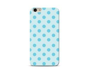 Blue Dots Phone Case